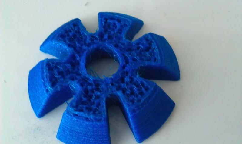 Plus d'extrusion durant l'impression, filament coincé Imag0411
