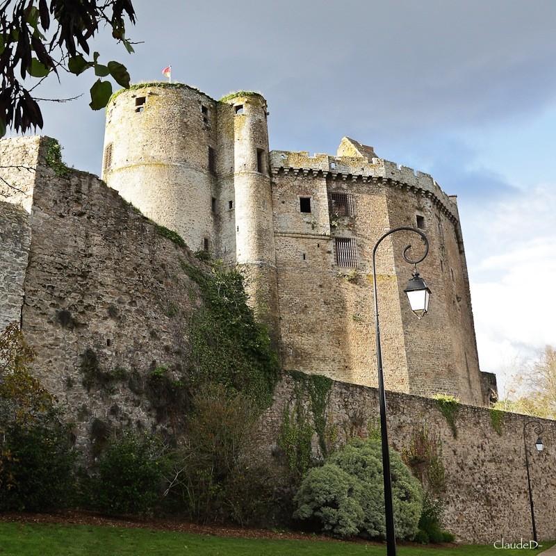 Château de  Clisson Clisso10