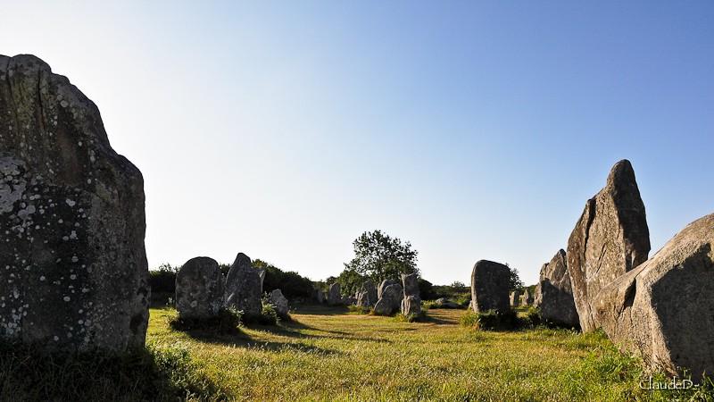 erdeven - Mégalithes d' Erdeven (56) Kerz210