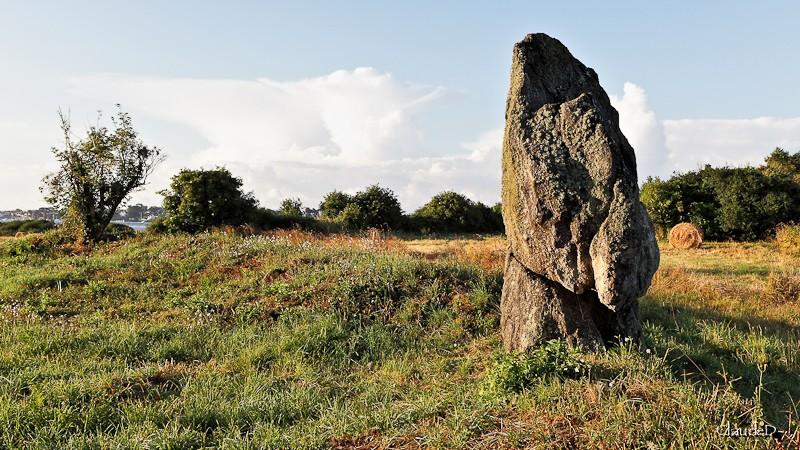 Les sites mégalithiques de Locmariaquer Letio110