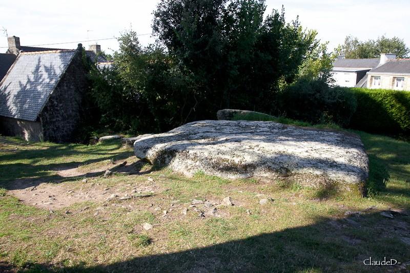 Les sites mégalithiques de Locmariaquer Maneil10