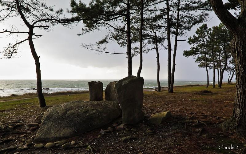 Les sites mégalithiques de Locmariaquer Megerh10