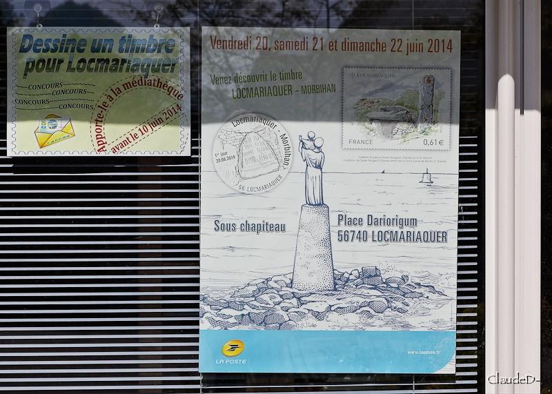 - Les sites mégalithiques de Locmariaquer - Page 2 Pplate16