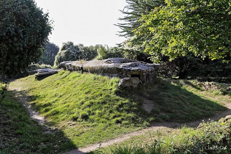 Les sites mégalithiques de Locmariaquer Rethua10