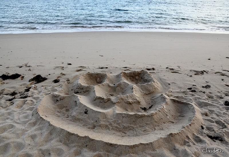 Château.... de sable Smiley10