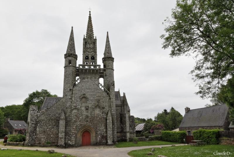 Chapelle Saint Fiacre, Le Faouët St_fia12