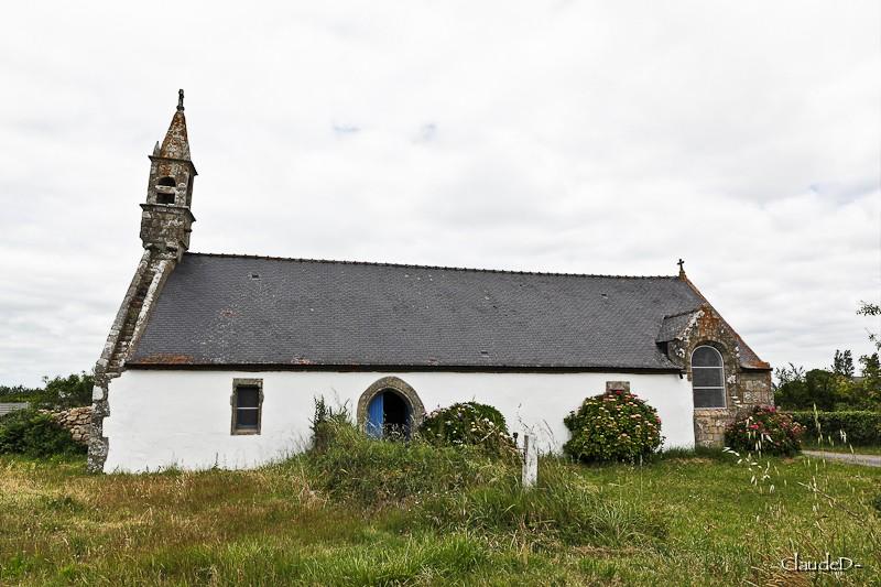 erdeven - Chapelle St Germain à Erdeven (56) Stger210