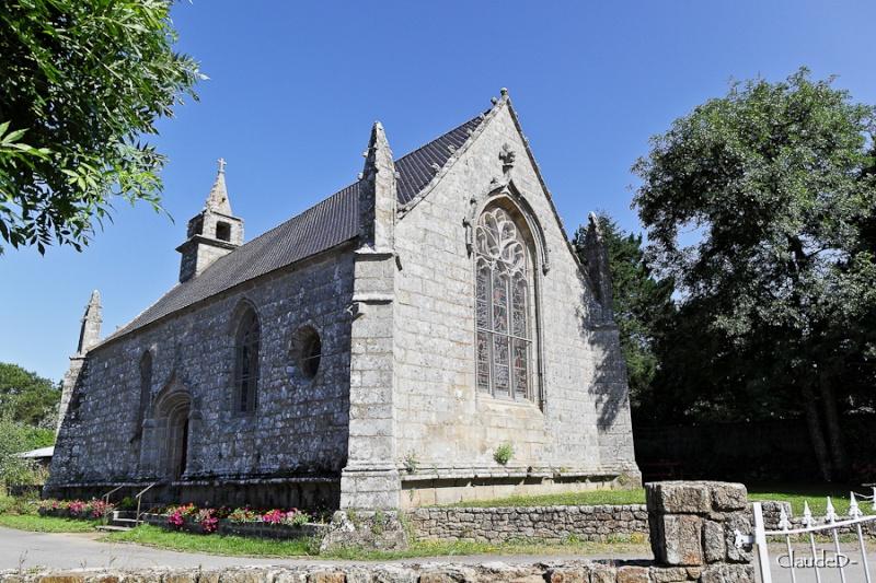 Chapelle Saint Laurent à Ploemel (56) Stlaur10