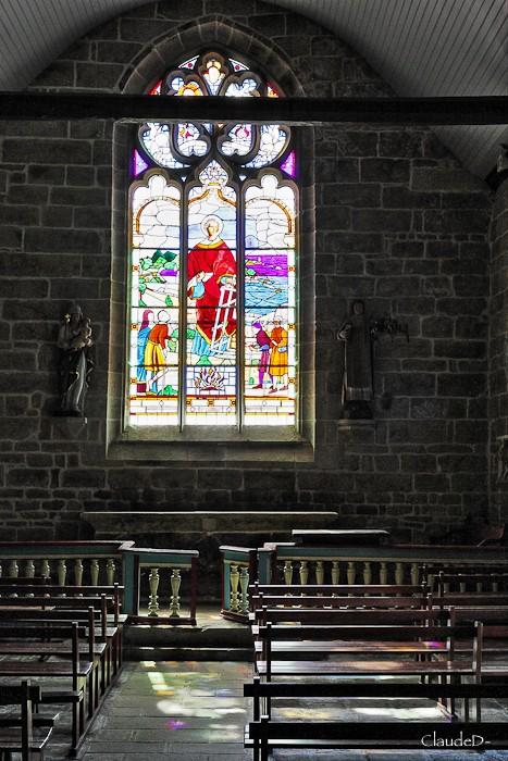 Chapelle Saint Laurent à Ploemel (56) Stlaur11