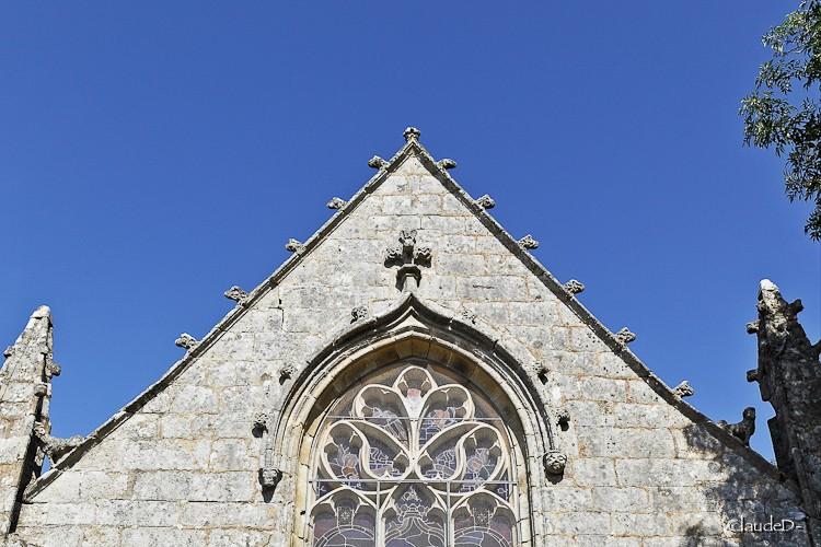 Chapelle Saint Laurent à Ploemel (56) Stlaur16