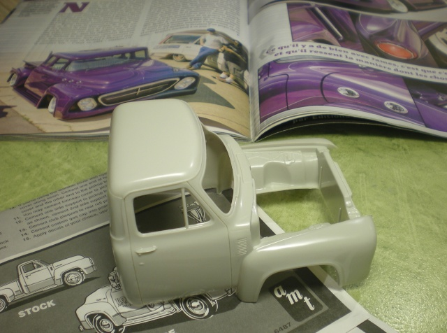 FORD 53 F100 PICK-UP terminé 001_fo10