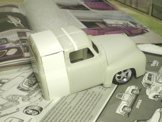FORD 53 F100 PICK-UP terminé 00810