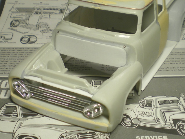 FORD 53 F100 PICK-UP terminé 01410