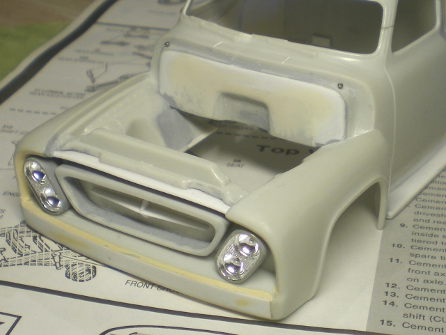 FORD 53 F100 PICK-UP terminé 01510