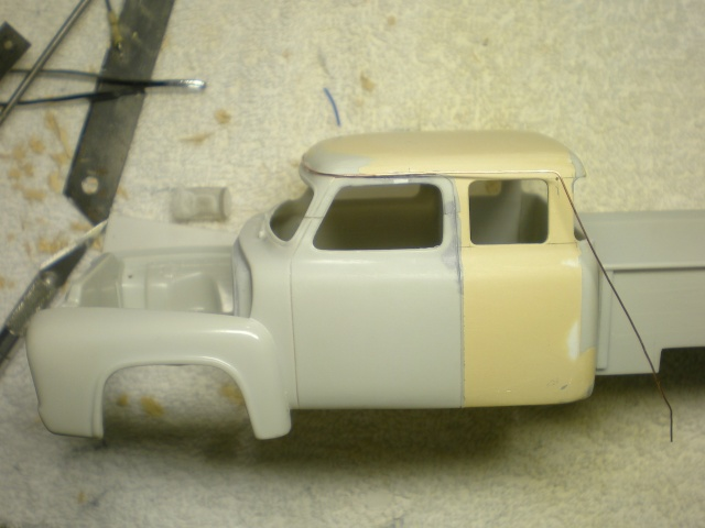 FORD 53 F100 PICK-UP terminé 02112