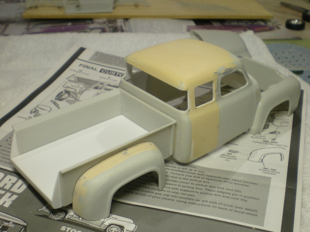 FORD 53 F100 PICK-UP terminé 02812