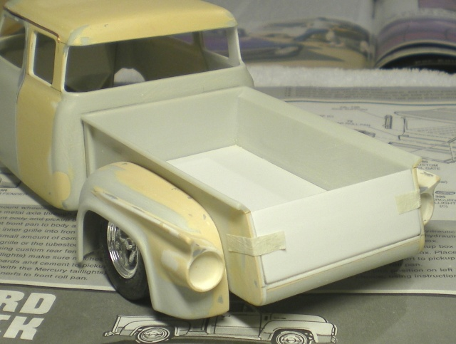 FORD 53 F100 PICK-UP terminé 03612
