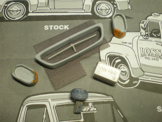 FORD 53 F100 PICK-UP terminé 07210