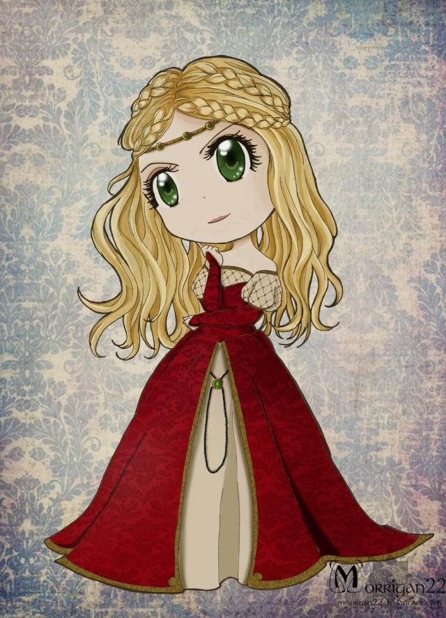 Quel personnage du Trône de Fer êtes-vous? - Page 5 Chibi_10