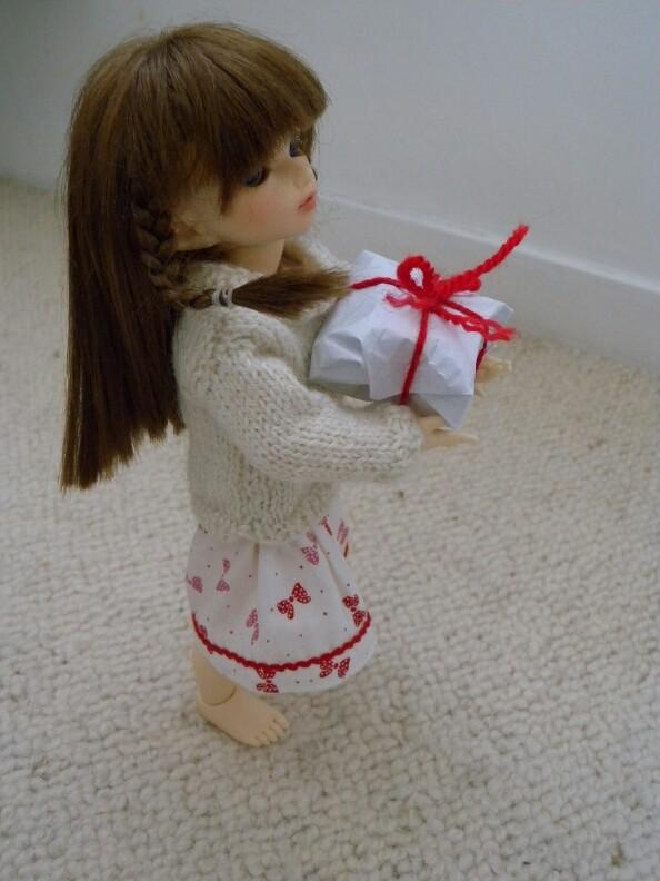 Le cadeau : Yumi et Océane 1510