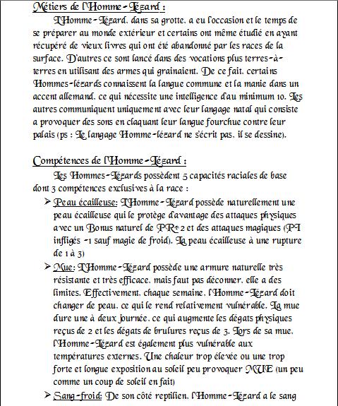 Création d'une race: l'Homme-Lézard Page_310