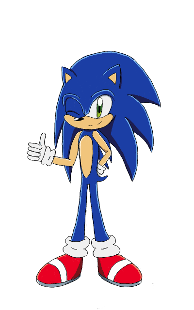 Art Work ^^ Sonic10