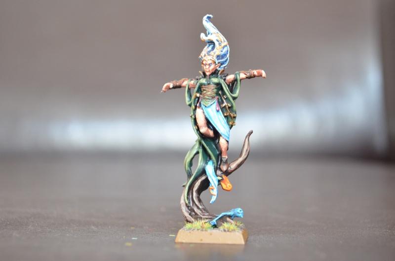 [elfes sylvains] première figurine de ma soeur :) Dsc_0103