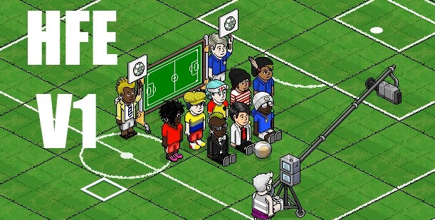 Habbo Futbol Evolution.