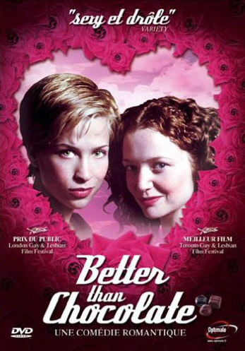 Film Better Than Chocolate Affich10