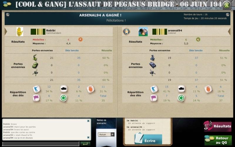 Match 3 - Rebibi (TdS) vs Arsenal94 (PSG) - Joué Captur13