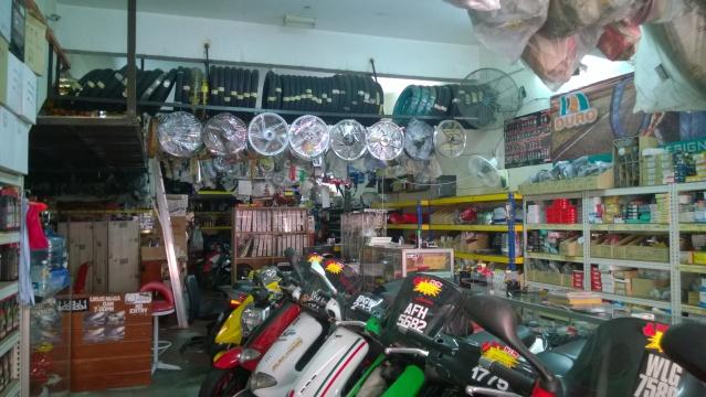 Azhar Scooter - Bandar Tun Hussein Onn Wp_20111