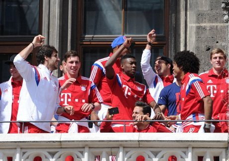 Bayern Sudah Ambil Pelajaran dari Musim Lalu Bayern11