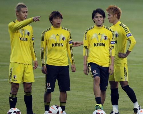 Agen bola-Tekad 'Samurai Biru' Kejutkan Dunia Jepang10
