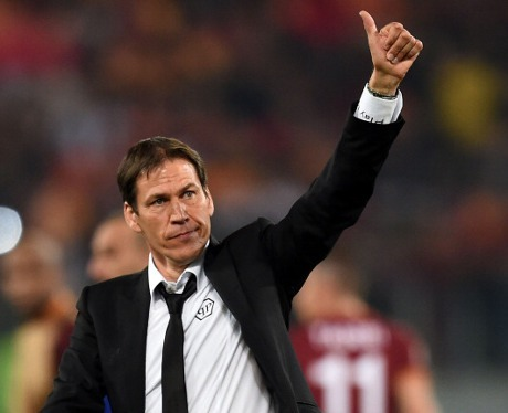 Rudi Garcia Resmi Perpanjang Kontrak, di Roma Hingga 2018 Romaa10