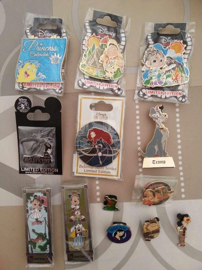 Le Pin Trading à Disneyland Paris - Page 4 20140912