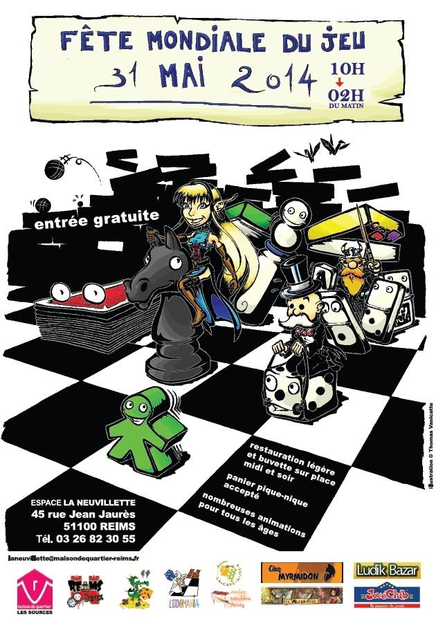 Fête mondiale du jeu 2014 Fetemo11
