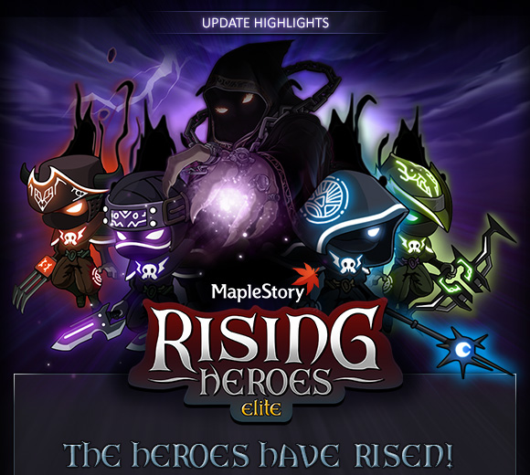 GMS v150 Rising Hero Update Header10