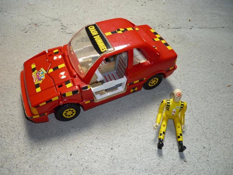 Auto Sbullonati con personaggio Sbullo10