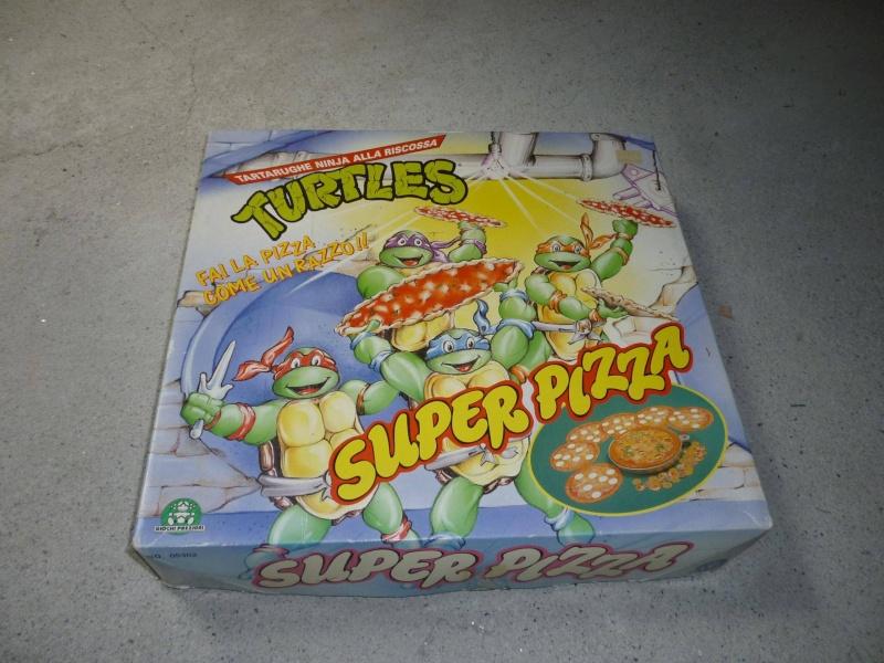 Gioco da tavola Super Pizza (Tartarughe ninja) Tartar11