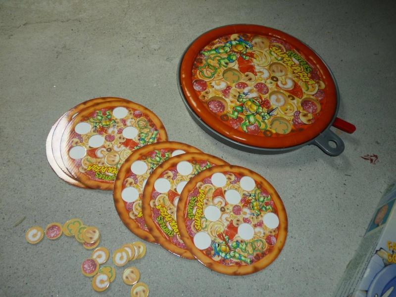 Gioco da tavola Super Pizza (Tartarughe ninja) Tartar12