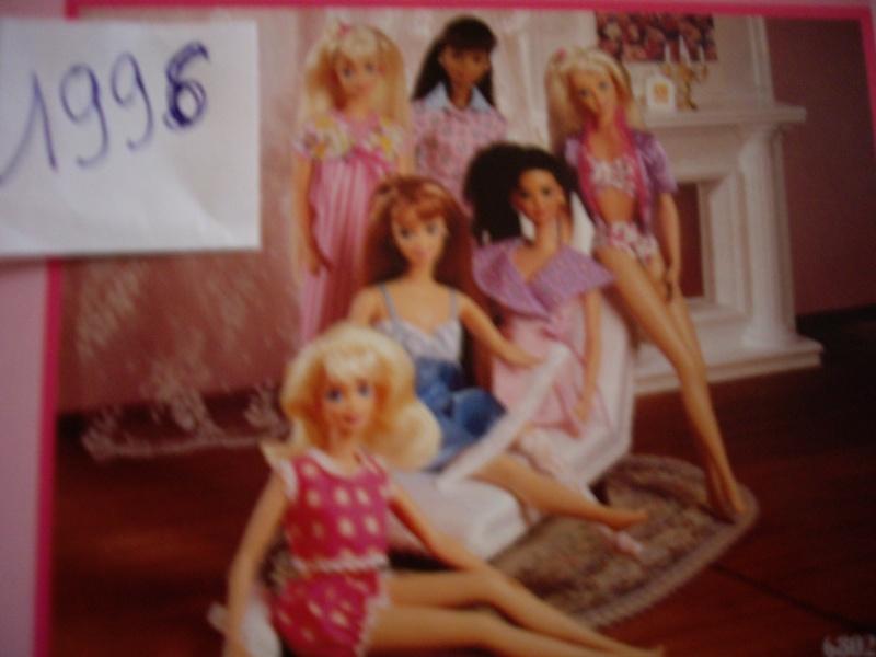 Des robes courtes, longues....à identifier. 1996n10
