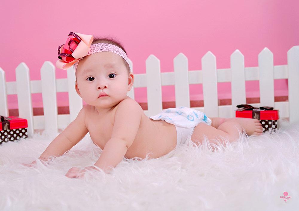 Ảnh bé Mun 5 tháng tuổi Akim1110