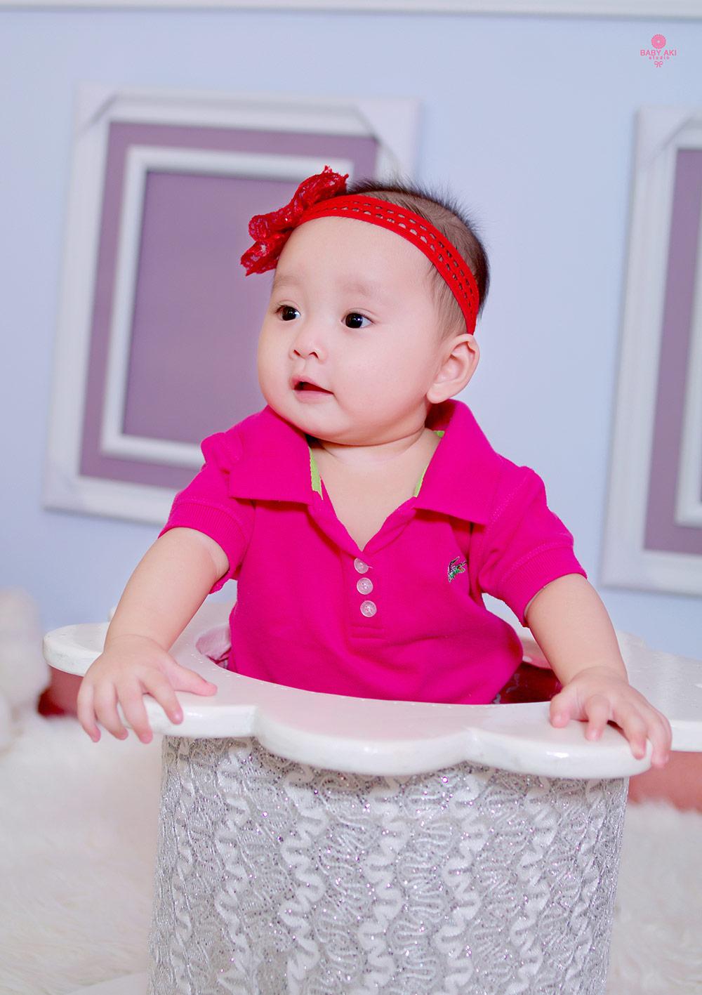 Ảnh bé Mun 5 tháng tuổi Akim1111