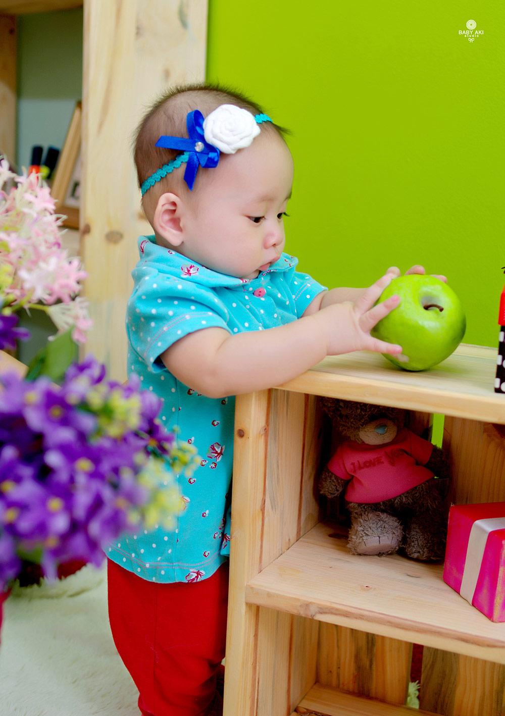 Ảnh bé Mun 5 tháng tuổi Akim1211