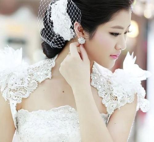 3 kiểu tóc cô dâu  trong ngày cưới Kieu-t10