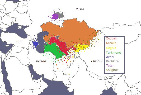 PRÉSENTATION DES LANGUES TURQUES Langue12
