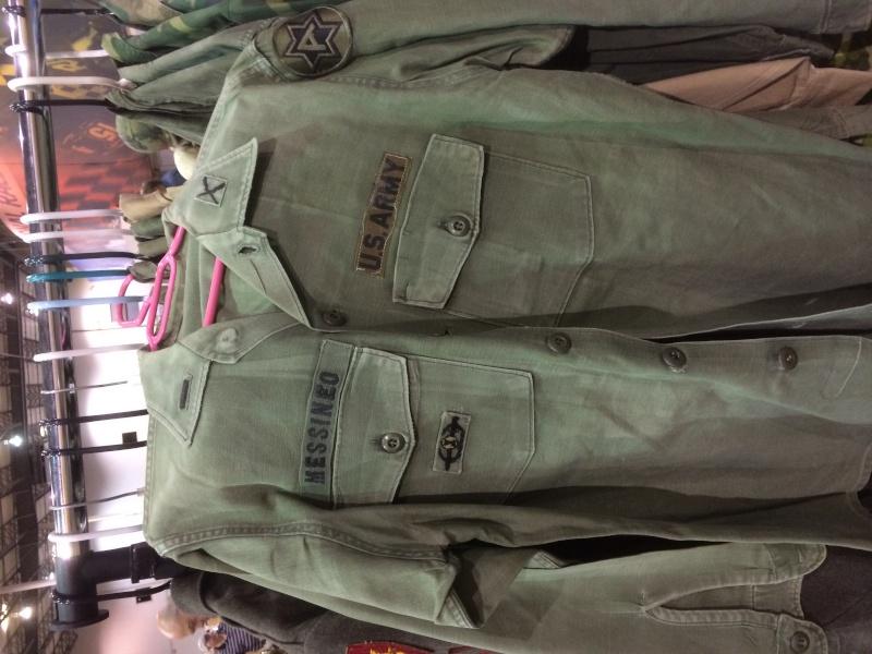 Help with pocket patch on Vietnam era shirt Image38