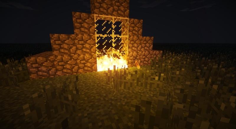 Shaders Mod y Pack para Minecraft 1.7.10 210