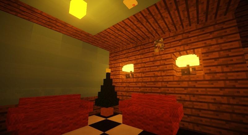Shaders Mod y Pack para Minecraft 1.7.10 510