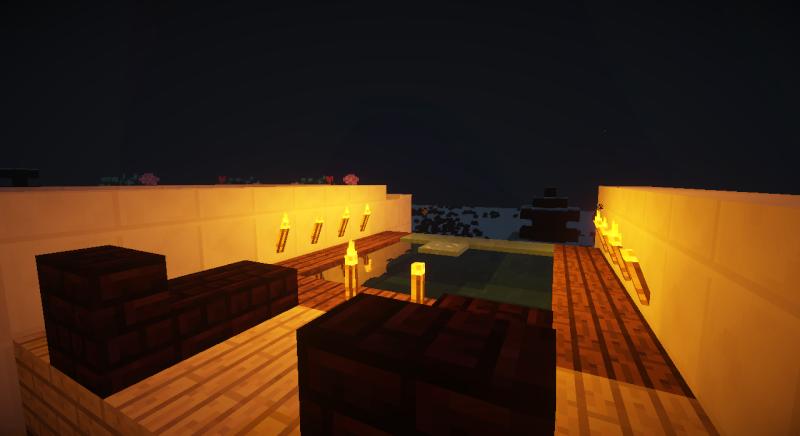 Shaders Mod y Pack para Minecraft 1.7.10 610